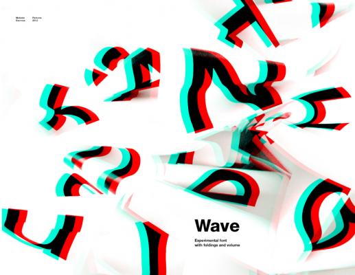 wave: Melanie Davreaux
